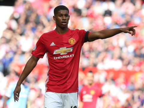 Zlatan Ibrahimovic is very easy to speak to and get along with says Marcus Rashford