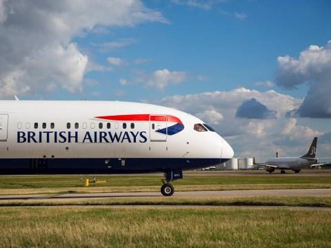 'Drunk' mum escorted off British Airways flight with two children