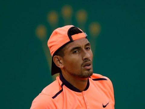 Nick Kyrgios fined £13,500 for 'tanking' during Shanghai Masters match