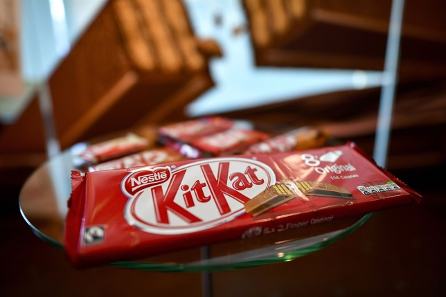 Kitkat thief