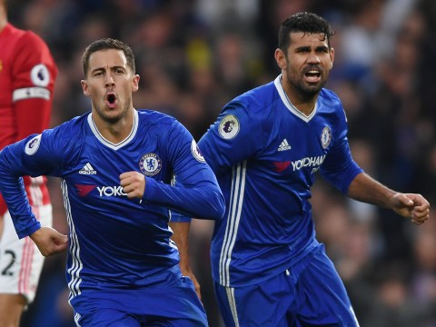 Game-changers Eden Hazard and Diego Costa crucial for Chelsea title tilt, says Gary Cahill