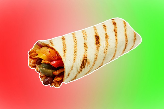 Greggs is now doing burritos