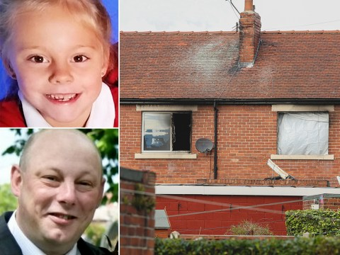 Murder investigation after dad and daughter, 8, killed in house fire