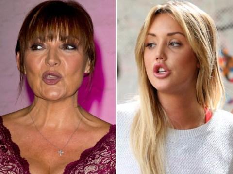 Lorraine Kelly says she's 'baffled' Charlotte Crosby thinks she's a 'b***h'