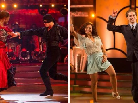 Danny Mac and Claudia Fragapane just nabbed Strictly 2016's highest scores so far