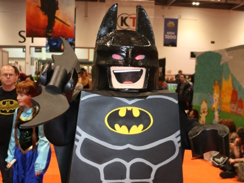 We went to Comic Con to find out why people go and why they dress up