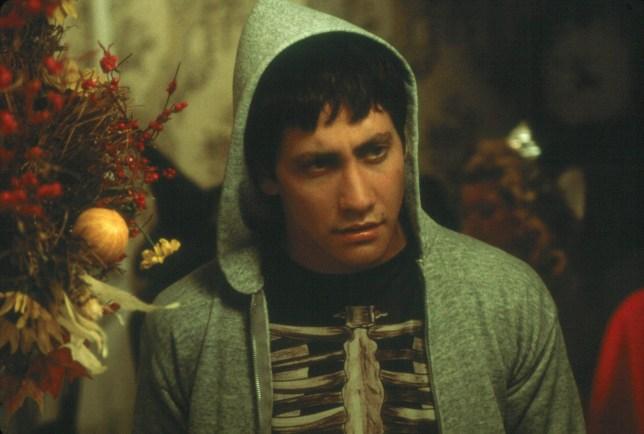 """Film """"Donnie Darko"""" (2002) with Jake Gyllenhaal (DONNIE DARKO)"""