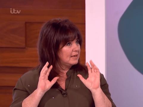 Coleen Nolan reveals she thought boyfriend had died mid-way through sex