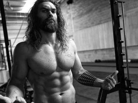 Justice League wraps up filming in London and Jason Momoa has posted a snap to celebrate