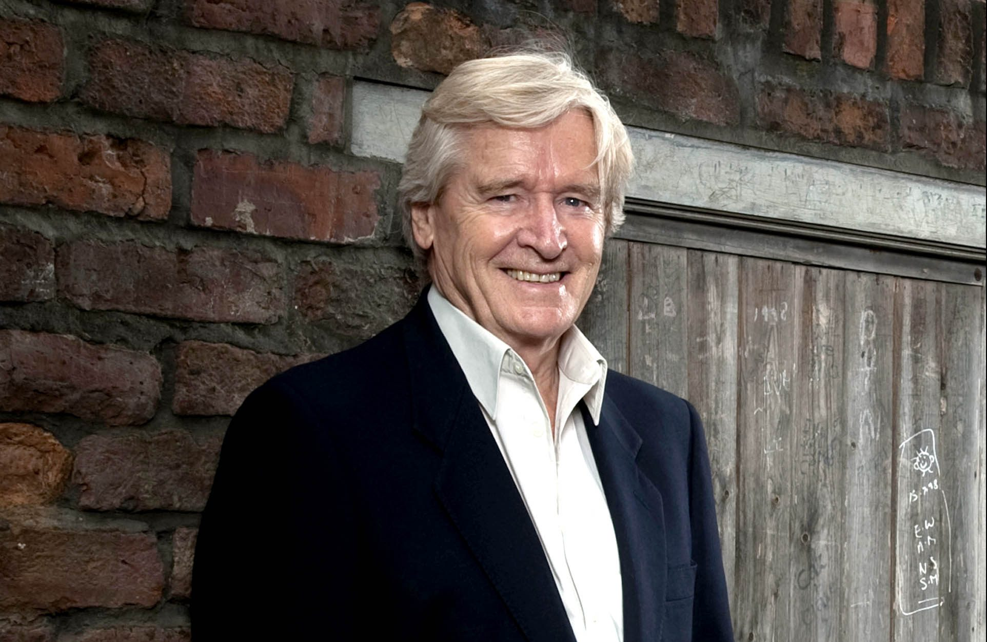 William Roache feared he was getting axed from Coronation Street after learning about Ken Barlow stroke storyline