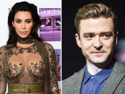 Justin Timberlake makes a dig at Kim Kardashian hours after armed heist