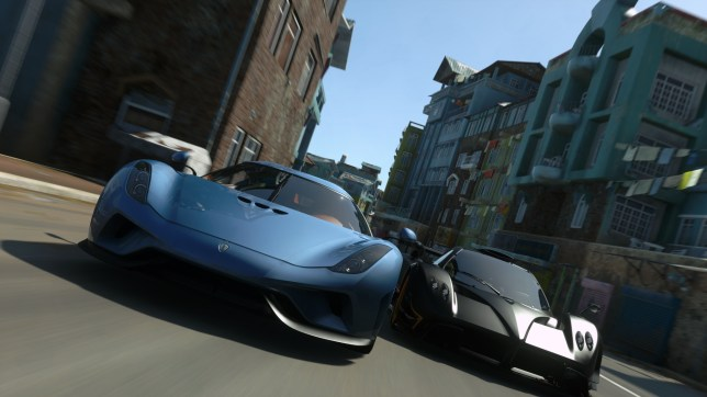 Driveclub VR (PSVR) - WARNING: all these screens are bullshots