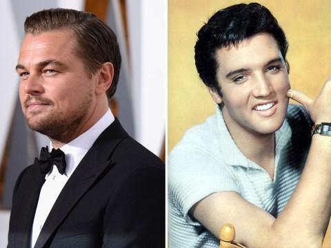 Leonardo DiCaprio's next movie will see him play Elvis Presley's producer