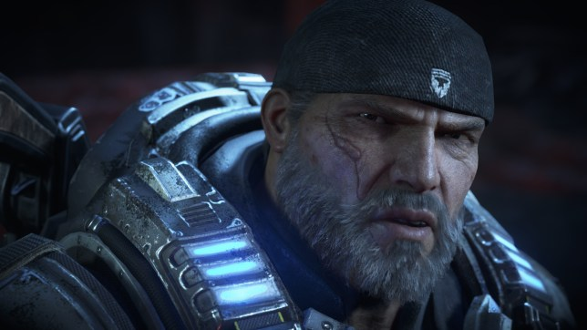 Gears Of War 4 - holding its own against FIFA 17