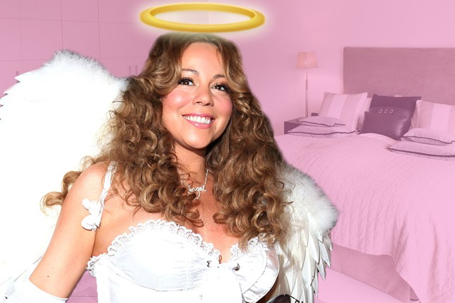 Mariah Carey claims she can't have cheated because she doesn't have sex before marriage Credit Getty/Metro