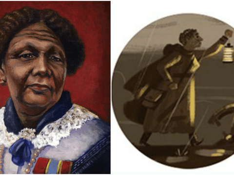 Who is Mary Seacole and why is she today's Google doodle?
