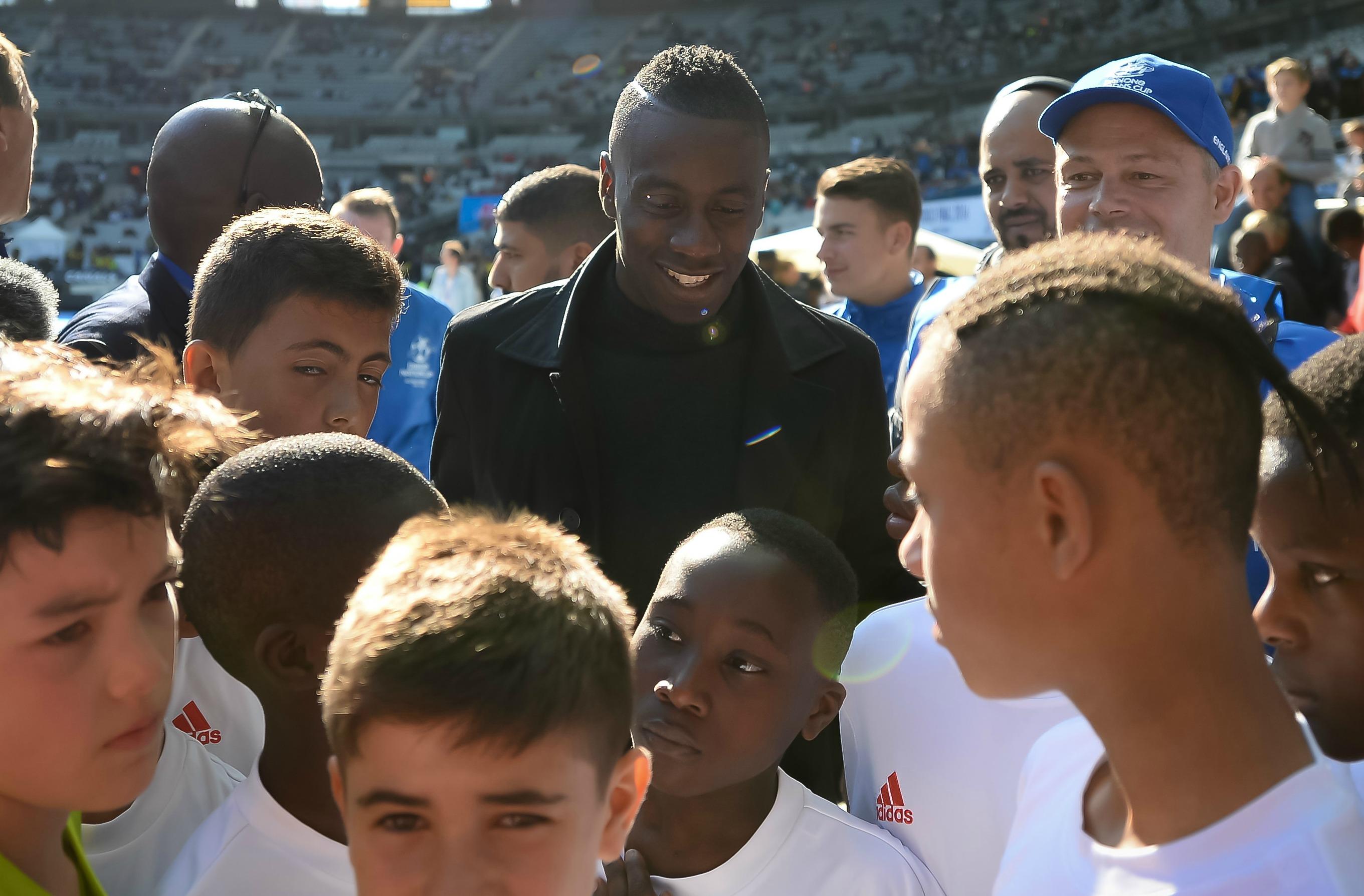 Exclusive: Manchester United target Blaise Matuidi open to Premier League transfer move