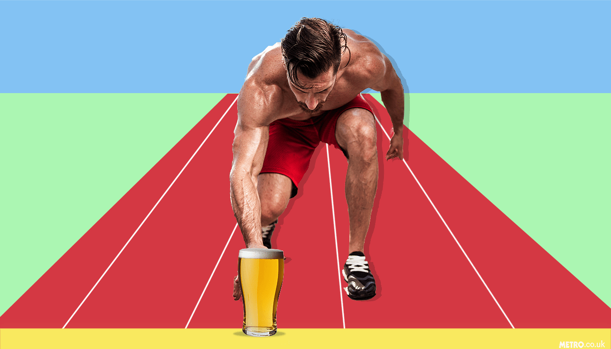 Here's how to get drunk and stay healthy Picture: Getty Images - Credit: METRO.co.uk/mylo