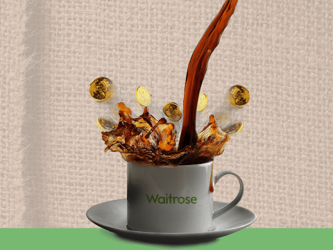 Waitrose curbs free coffee offer and it's proving controversial