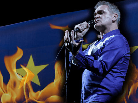 Morrissey rants about politics and brands Brexit 'magnificent'