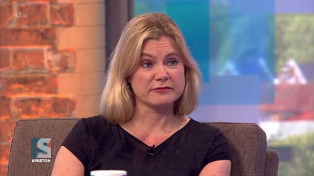 pic - ITV/peston sunday