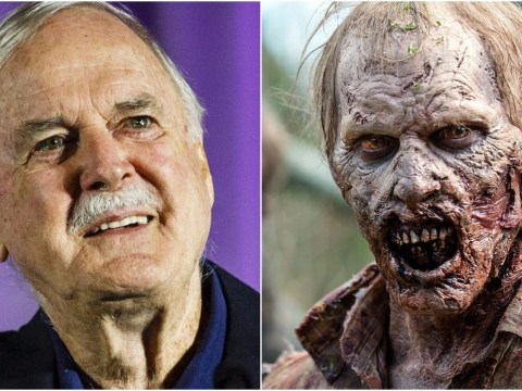 John Cleese recaps the last six series of The Walking Dead in bitingly sarcastic video
