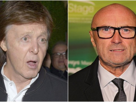 Paul McCartney has responded to Phil Collins calling him a 'f**k' — but he's kind of made things worse