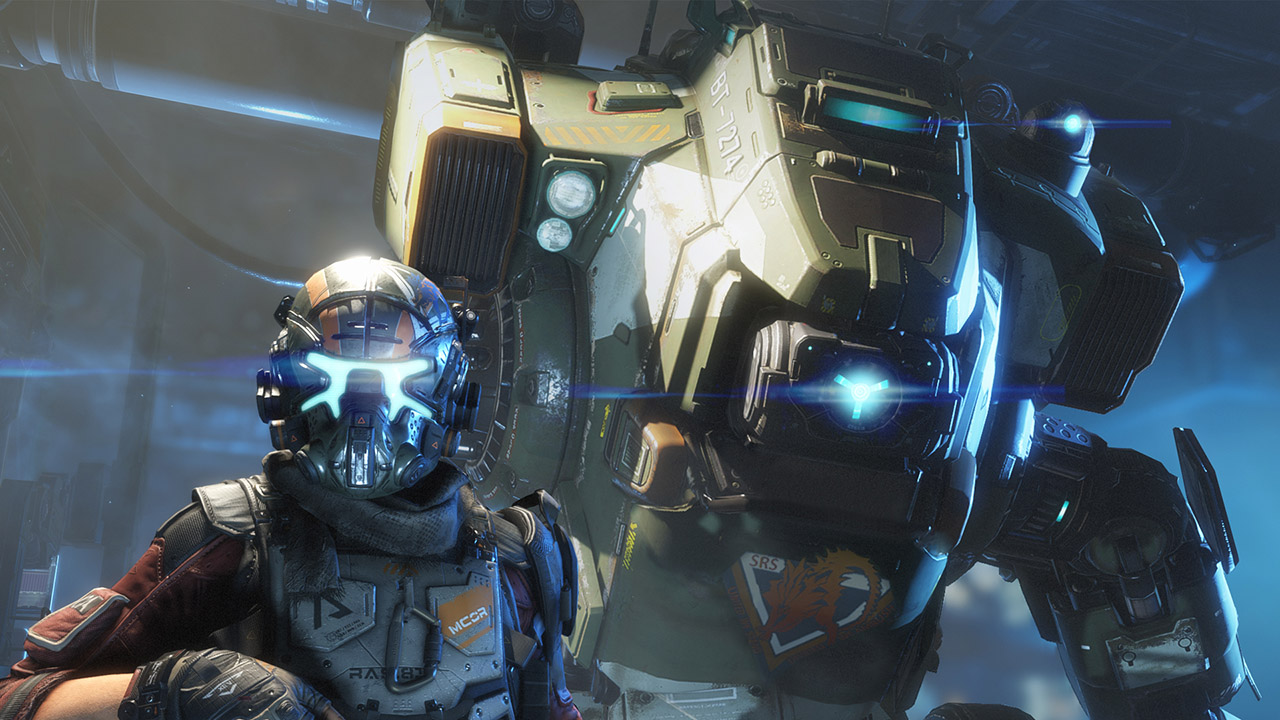 Titanfall 2 (PS4) - best friends forever