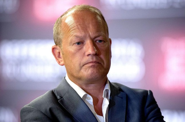 Naked pictures of Simon Danczuk MP leaked online in