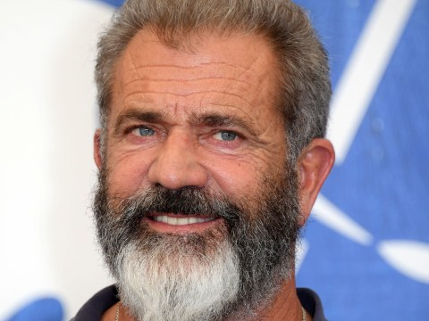 Hikers find bearded bloke lurking at the top of a mountain, turns out to be Mel Gibson