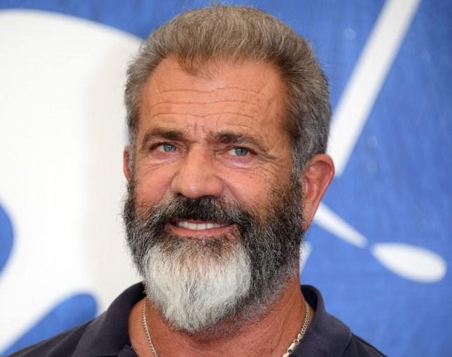 Mandatory Credit: Photo by Maria Laura Antonelli/AGF/REX/Shutterstock (5888862h) Mel Gibson 'Hacksaw Ridge' photocall, 73rd Venice Film Festival, Italy - 04 Sep 2016