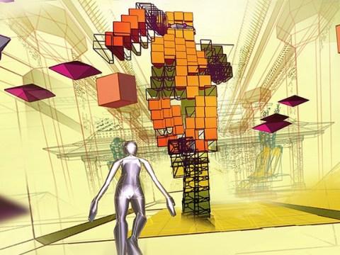Rez Infinite review – classic virtual reality