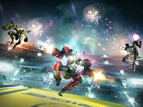 RIGS: Mechanized Combat League review – VR sports shooter