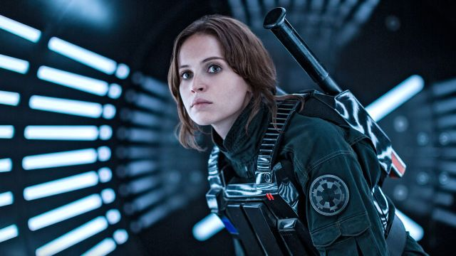Rogue One: A Star Wars Story is 'dark and downbeat but utterly thrilling'