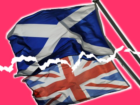 A petition has been started to throw Scotland out of the UK