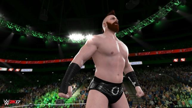 WWE 2K17 (PS4) - better luck next year?