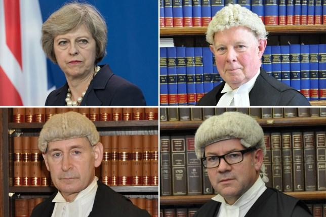 Legal challenge against Brexit begins