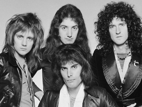 Bet you haven't heard this excellent version of Queen's We Will Rock You before