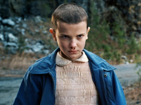 Eleven from Stranger Things Millie Bobby Brown looks seriously cool on her first ever magazine cover