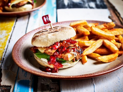 Nando's adds new Sunset Burger to the menu and we think you're going to like it