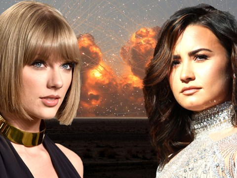 Demi Lovato announces temporary retirement from music in aftermath of Taylor Swift backlash