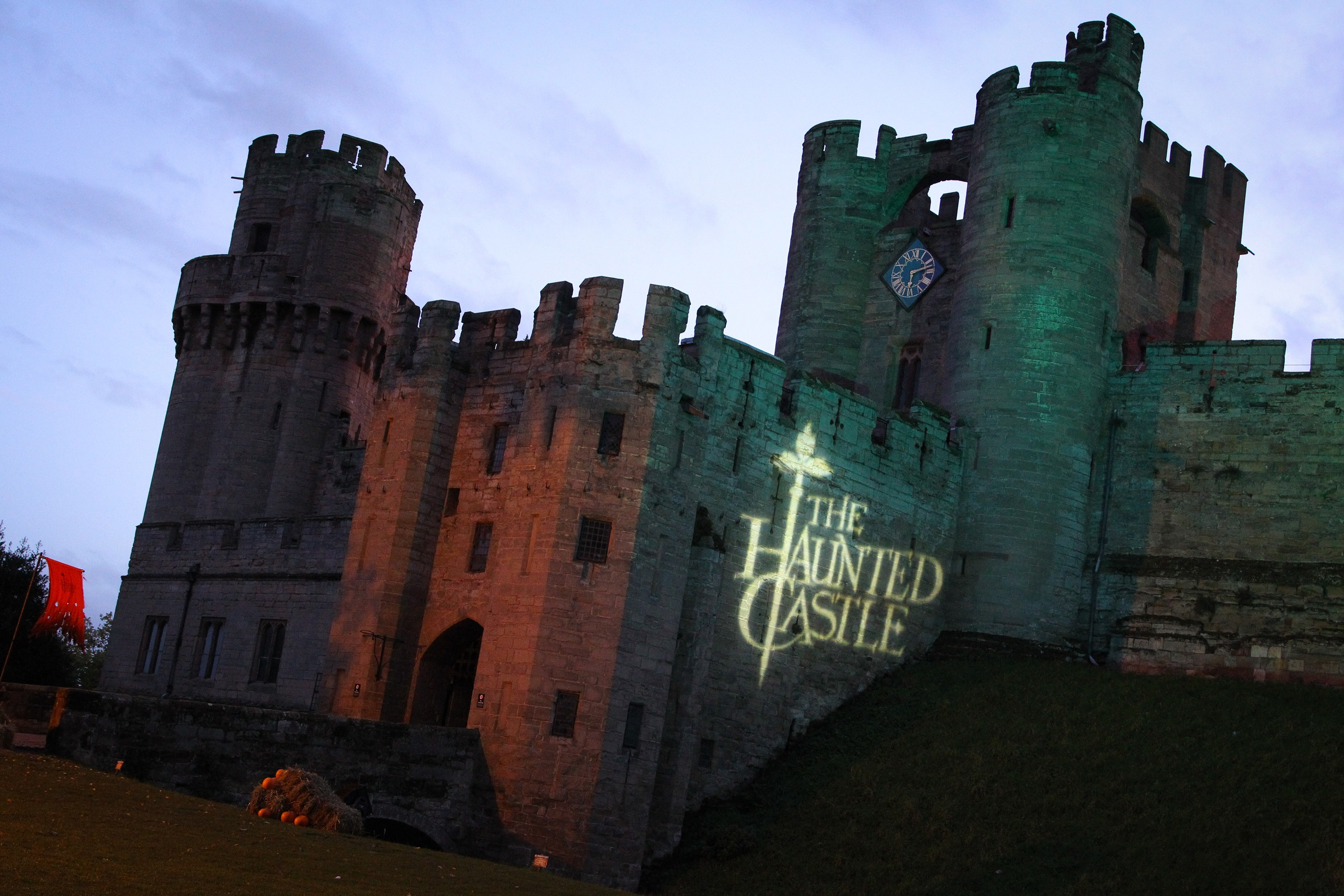 I went on a ghost hunt in a haunted castle – and this is what I learnt