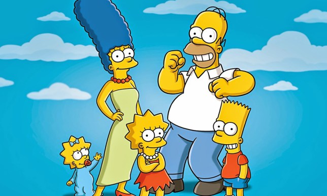 Kevin Curran was recognised with three Emmys for his work on The Simpsons (Picture: Fox)