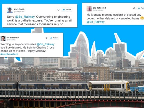 Commuter chaos after problems at London Bridge cause huge delays