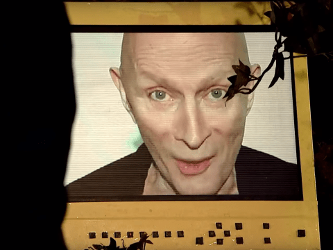 WATCH: Richard O'Brien joins Stephen Merchant in our first look at brand new Crystal Maze