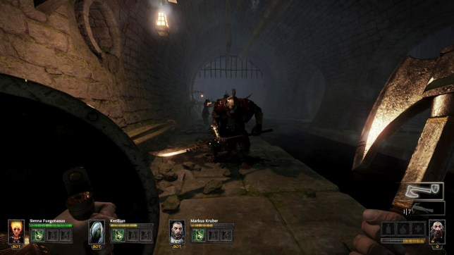 Warhammer: End Times - Vermintide (PS4) - rats entertainment