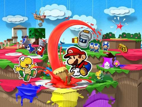 Paper Mario: Color Splash review – funny mix