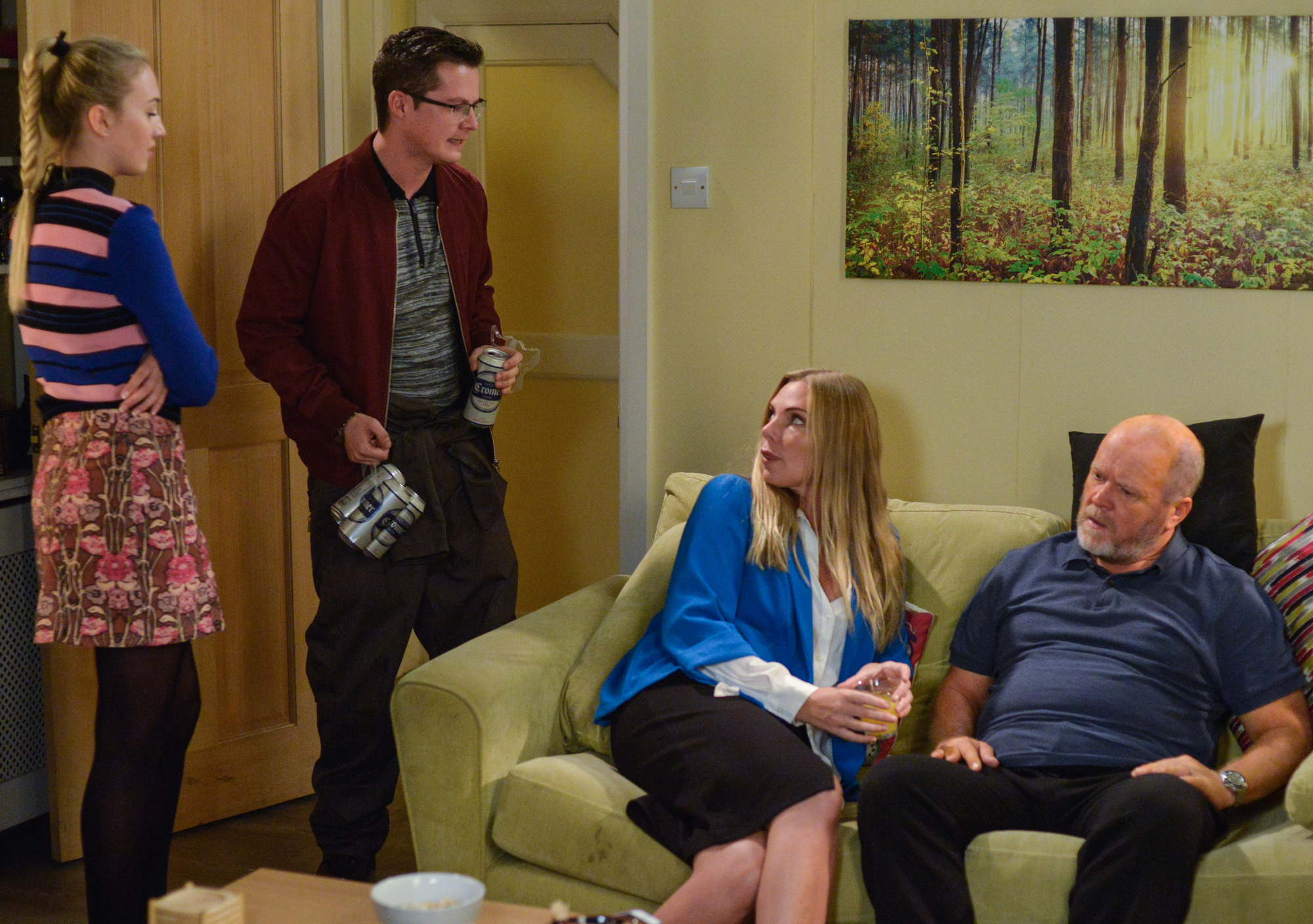 EastEnders spoilers: Furious Ben Mitchell lashes out at Phil