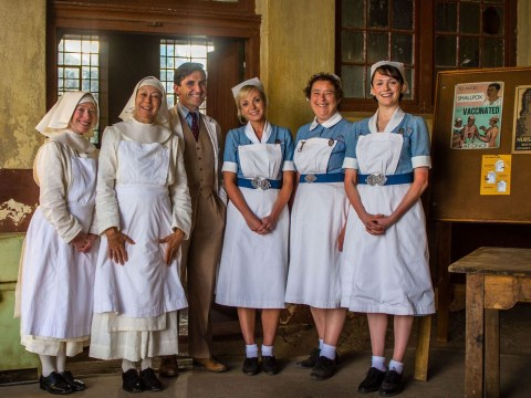 Call The Midwife will continue making Sunday nights great for another three years