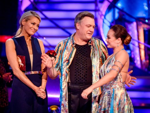 David Cameron leads celebrity tributes to Ed Balls as he's booted off Strictly Come Dancing